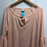 Old Navy Size XL Peach Top