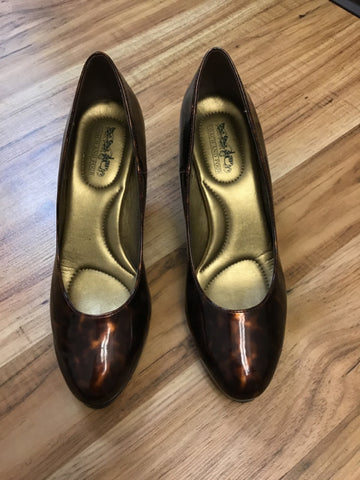 coach and four Size 8 Brown Shoes