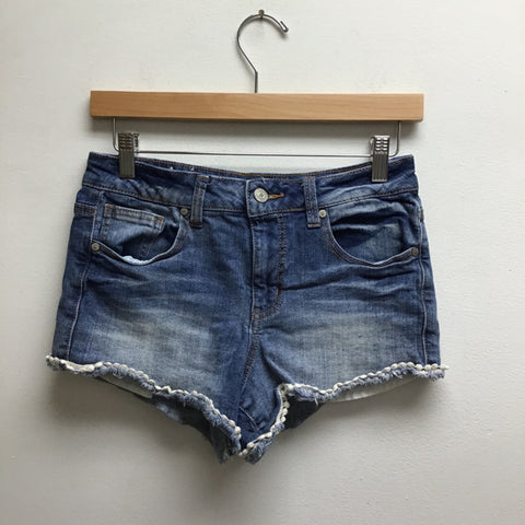 Altr'd State Size 26 Blue Shorts