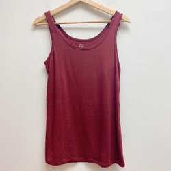 Cato Size Large maroon Tank Top