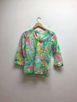 Lilly Pulitzer Size XXS Multi Shirt