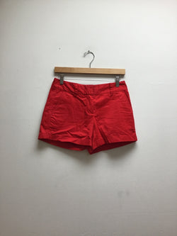 Size 0 Vineyard Vines Red Shorts