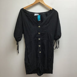 urban outfitters Size Large Black Romper