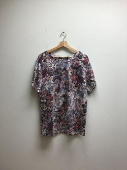 anthropologie Size Large Multi Top