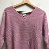 New York & Company Size XS Pink Sweater