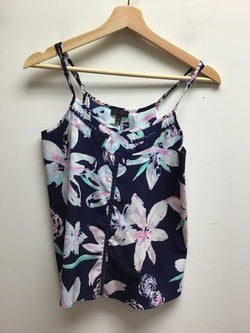 Jessica Simpson Size XS Floral Tank Top