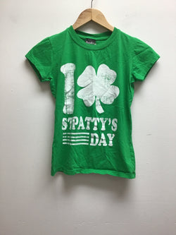 popular sports Size Small Green T-Shirt