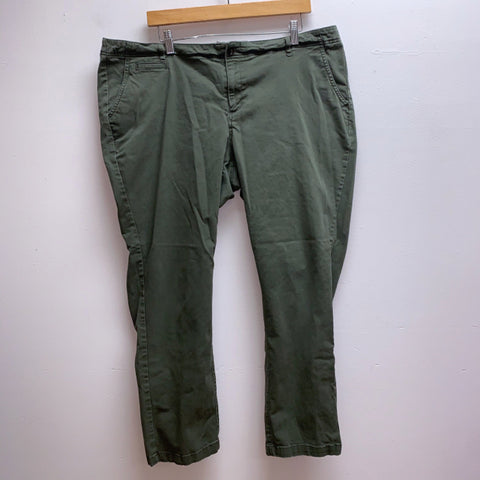 A New Day Size 18 Green Pants