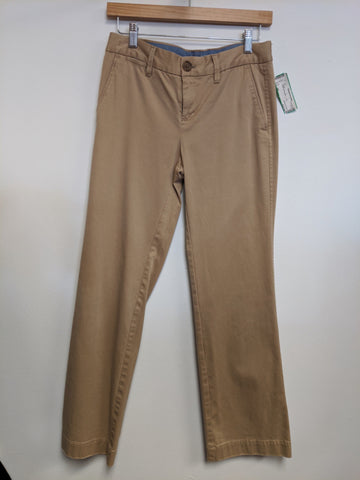 Banana Republic Size 2P Khaki Pants