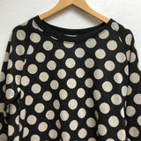 Coldwater Creek Size Large Polka Dot Sweater