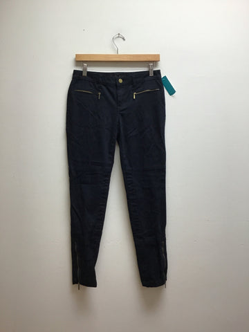 Size 2 Michael Kors Navy Pants