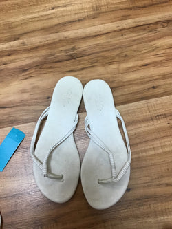 Charlotte Russe Size 7 White Shoes
