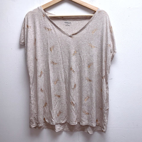 Westport Size XL Beige Top