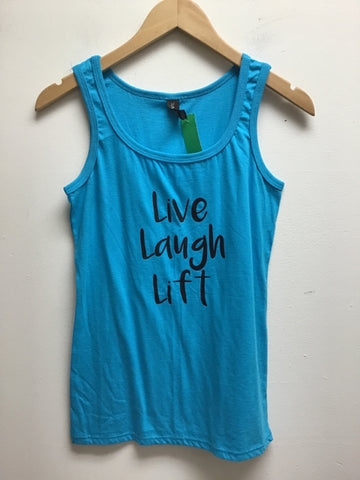 Blue Size Small Tank Top