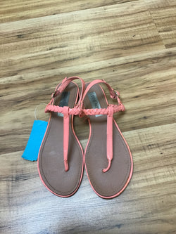 Steve Madden Size 7 Pink Shoes