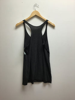 Unbranded Size Medium Pink/Grey Tank Top