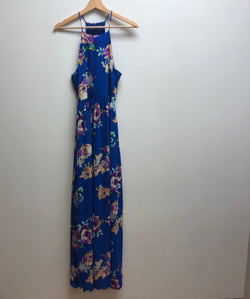 Vestique Size Small Blue Dress