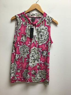 worthington Size Large Hot Pink Tank Top