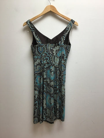 New Directions Size Small Brown Dress
