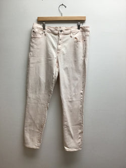 Gap Size 33 Pink Pants