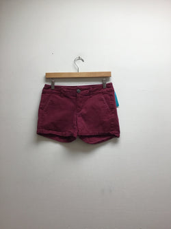 Size 2 American Eagle maroon Shorts