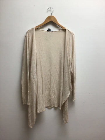 Primark Size Large Cream Sweater