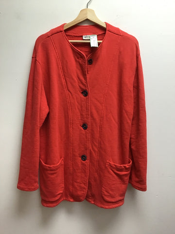 plume and thread Size 1 Red Jacket