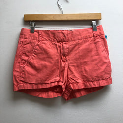 Size 0 J.Crew Pink Shorts