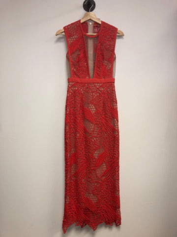 Manning Cartell  Size p coral Dress