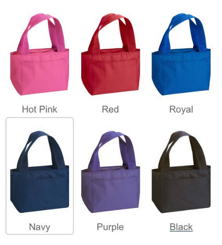 Insulated Lunch Bag Cooler Tote