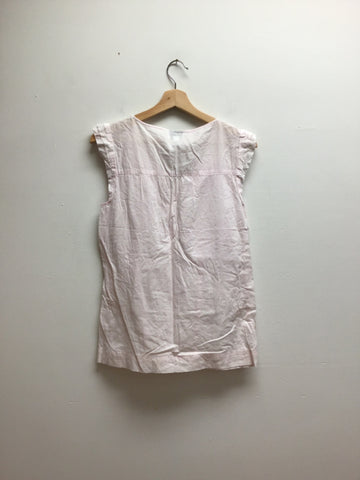 ANN TAYLOR Size Small Pink Tank Top