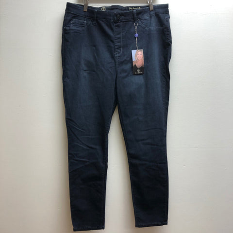 Size 1X Hot in Hollywood Denim Jeans