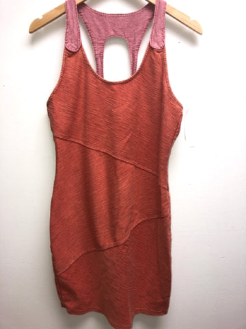 free people  Size Large Orange Dress