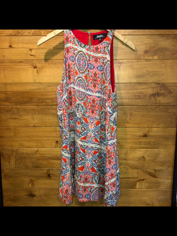 Size M lulus Multi-Color Dress