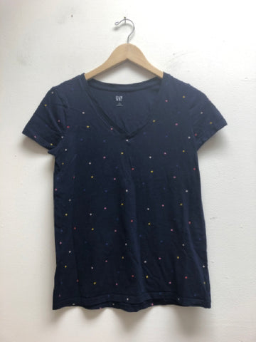 Gap Size Small Blue Top