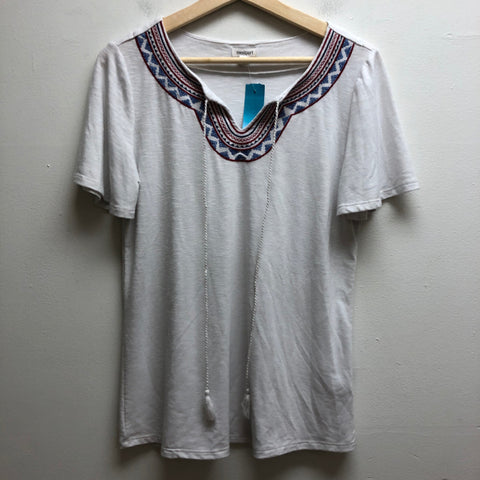 Westport Size Small White Top