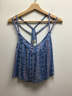 Hollister Size Small Purple Tank Top