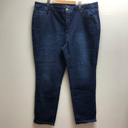 Isaac Mizrahilive Size 20w Jean Jeans