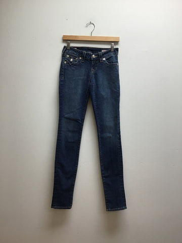 Size 25 True Religion Denim Jeans