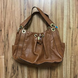Michael Kors Size One Size Caramel Purse