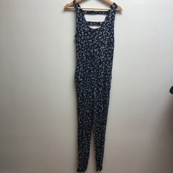 Forever 21 Size Small Navy Jumpsuit