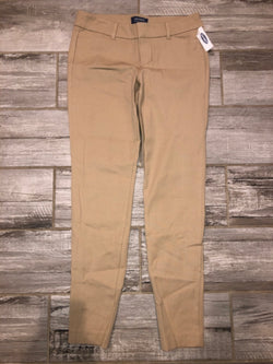 Old Navy Size 6 Tan Pants