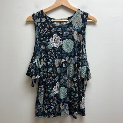 Loft Size Small Floral Top
