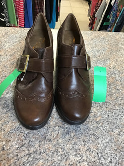 Aerosoles Size 7 Brown Shoes