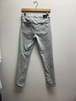 American Eagle Size 6 Grey Pants