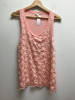 J.Crew Size Small Pink Tank Top
