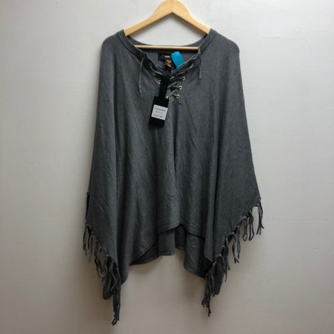 Rain Size Large Grey Sweater