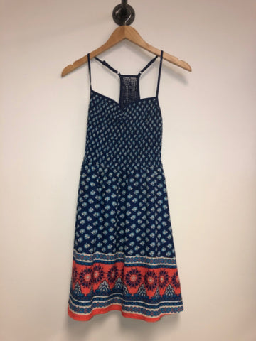 xhilaration Size XS Blue Dress