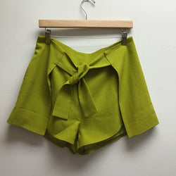 Lavish Alice Size 10 Green Shorts