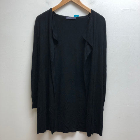 Size M M&S Collection Black Cardigan